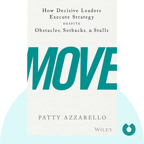 Move by Patty Azzarello