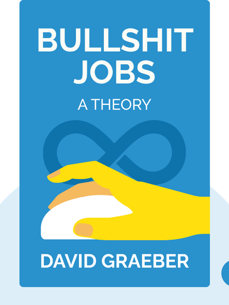 Bullshit Jobs: A Theory by David Graeber