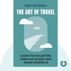The Art of Travel von Alain De Botton