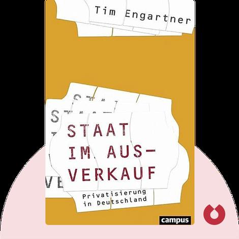 Staat im Ausverkauf by Tim Engartner