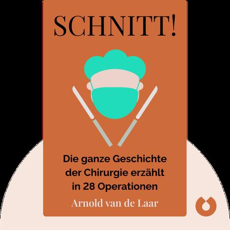 Schnitt! by Arnold van de Laar