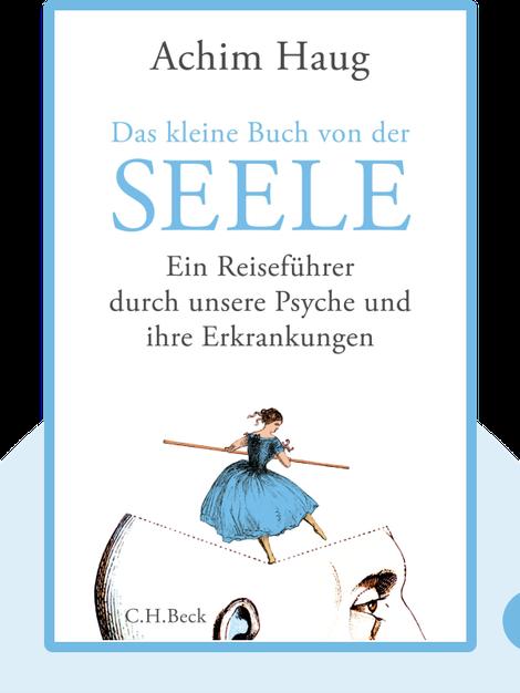 Das kleine Buch von der Seele: Ein Reiseführer durch unsere Psyche und ihre Erkrankungen von Achim Haug