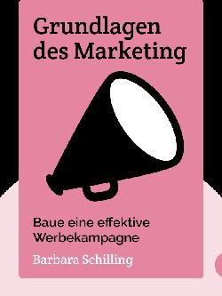 Grundlagen des Marketing von Barbara Schilling