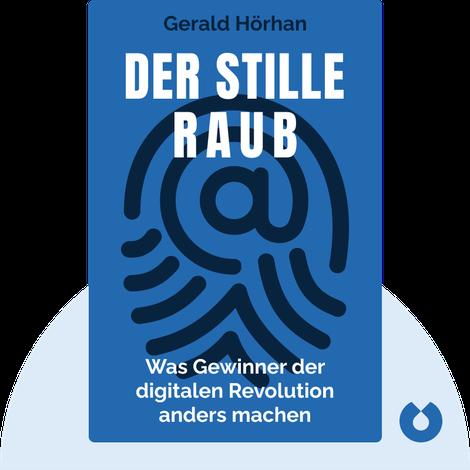 Der stille Raub by Gerald Hörhan