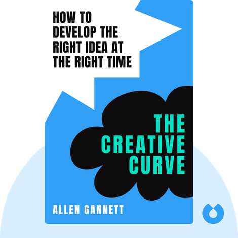 The Creative Curve by Allen Gannett