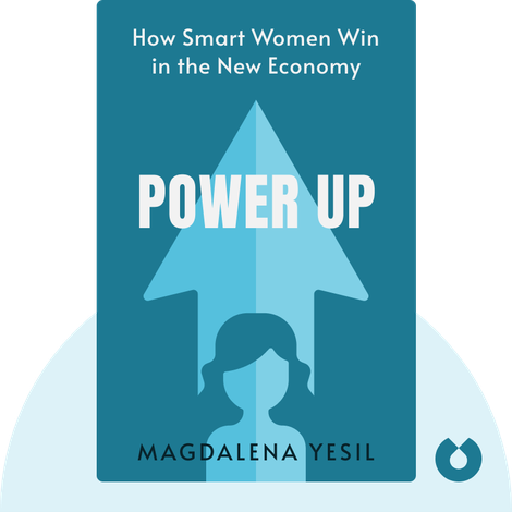 Power Up by Magdalena Yesil