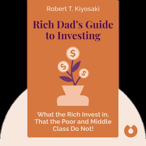 Rich Dad's Guide to Investing von Robert T. Kiyosaki