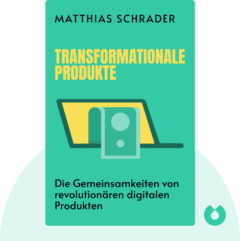 Transformationale Produkte by Matthias Schrader
