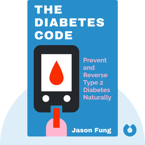 The Diabetes Code von Jason Fung