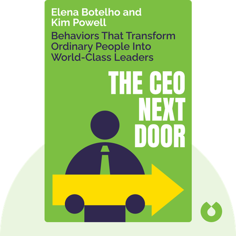 The CEO Next Door by Elena Botelho and Kim Powell