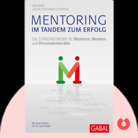 Mentoring – im Tandem zum Erfolg by Tinka Beller und Gabriele Hoffmeister-Schönfelder