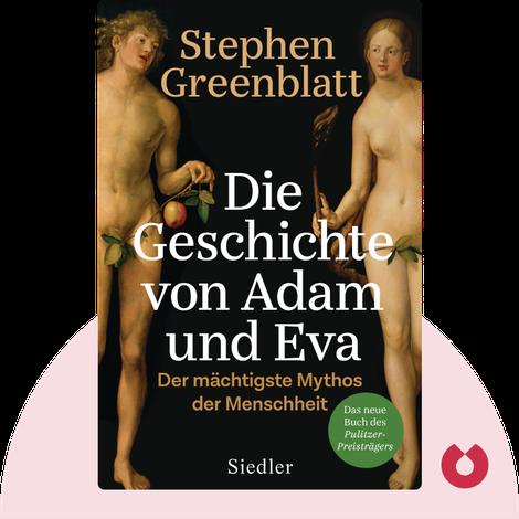 Die Geschichte von Adam und Eva by Stephen Greenblatt