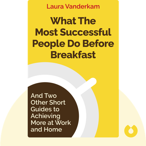 What the Most Successful People Do Before Breakfast von Laura Vanderkam