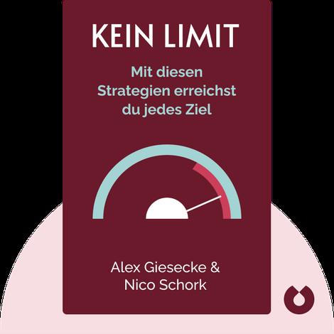 KEIN LIMIT von Alex Giesecke & Nico Schork