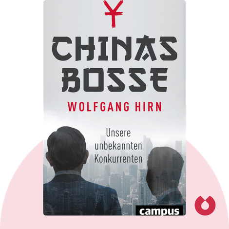 Chinas Bosse by Wolfgang Hirn