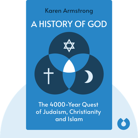 A History of God von Karen Armstrong