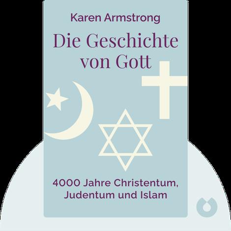 Die Geschichte von Gott von Karen Armstrong