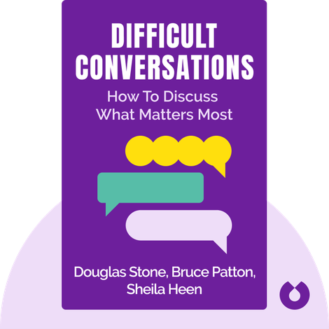 Difficult Conversations by Douglas Stone, Bruce Patton, Sheila Heen