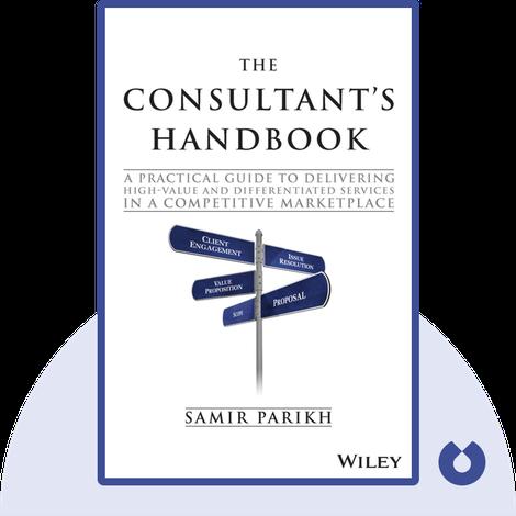 The Consultant's Handbook von Samir Parikh