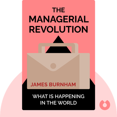 The Managerial Revolution by James Burnham