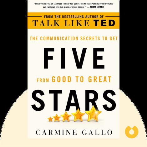 Five Stars von Carmine Gallo