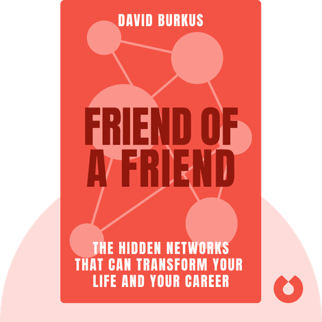 Friend of a Friend von David Burkus