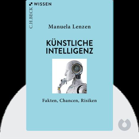 Künstliche Intelligenz by Manuela Lenzen
