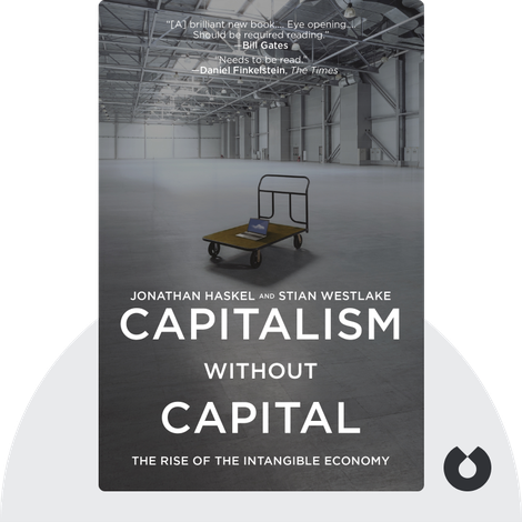 Capitalism Without Capital by Jonathan Haskel, Stian Westlake
