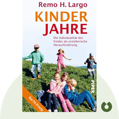 Kinderjahre by Remo H. Largo