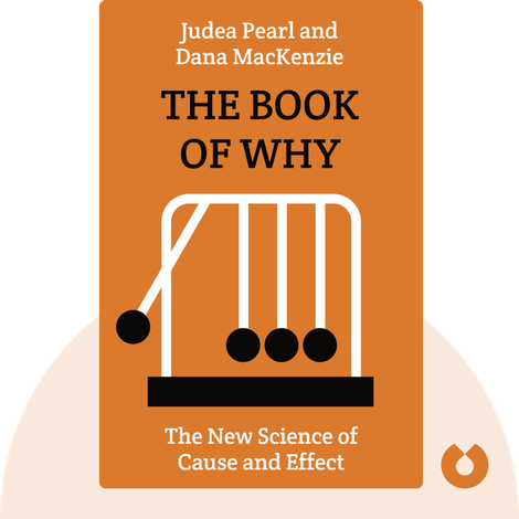 The Book of Why von Judea Pearl and Dana MacKenzie