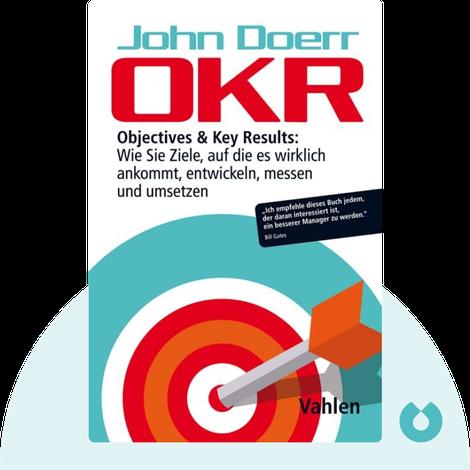 OKR by John Doerr