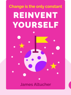 Reinvent Yourself by James Altucher