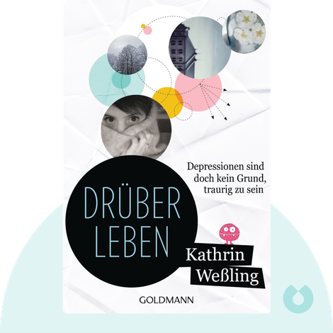 Drüberleben by Kathrin Weßling