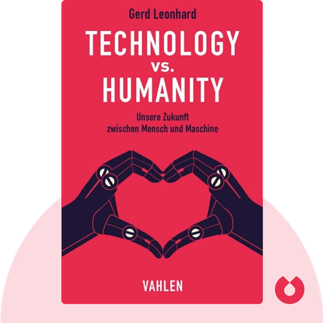 Technology vs. Humanity von Gerd Leonhard