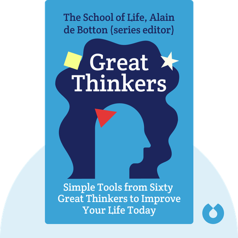 Great Thinkers by The School of Life, Alain de Botton (series editor)