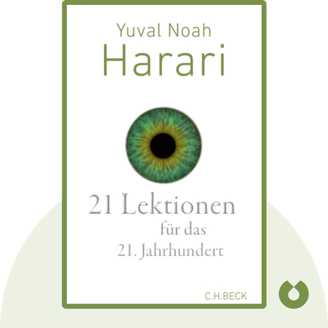21 Lektionen für das 21. Jahrhundert von Yuval Noah Harari