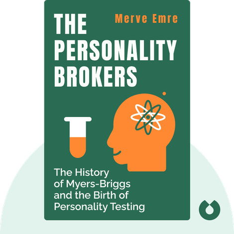 The Personality Brokers by Merve Emre