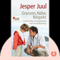 Grenzen, Nähe, Respekt: Auf dem Weg zur kompetenten Eltern-Kind-Beziehung by Jesper Juul