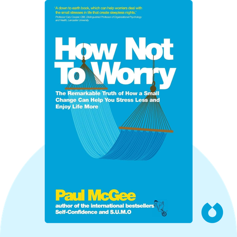 How Not to Worry by Paul McGee