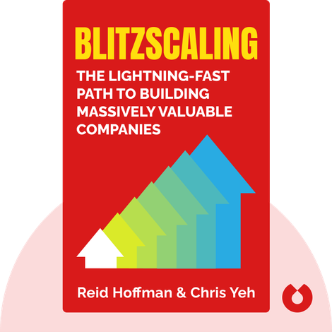 Blitzscaling von Reid Hoffman and Chris Yeh