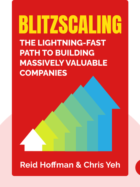 Blitzscaling: The Lightning-Fast Path to Building Massively Valuable Companies von Reid Hoffman and Chris Yeh
