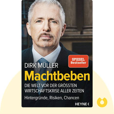 Machtbeben von Dirk Müller