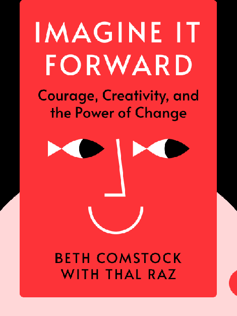 Imagine It Forward: Courage, Creativity, and the Power of Change by Beth Comstock with Thal Raz