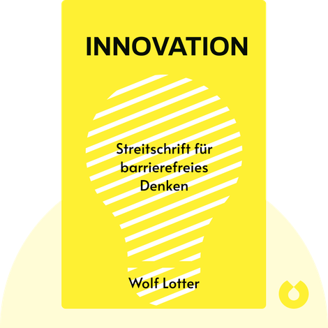 Innovation by Wolf Lotter