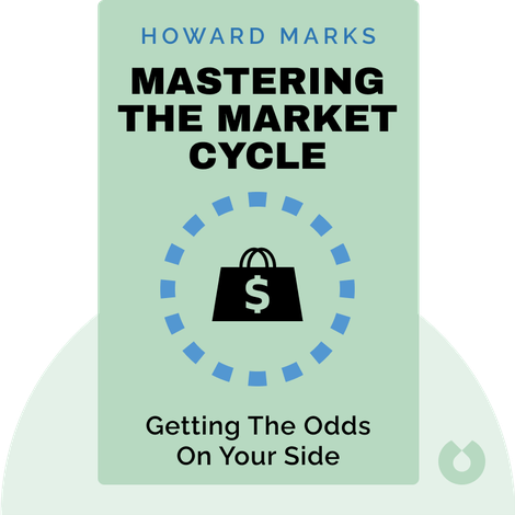 Mastering the Market Cycle von Howard Marks