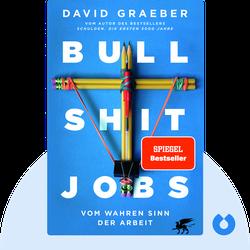 Bullshit Jobs: Vom wahren Sinn der Arbeit by David Graeber