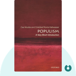 Populism: A Very Short Introduction by Cas Mudde and Cristóbal Rovira Kaltwasser