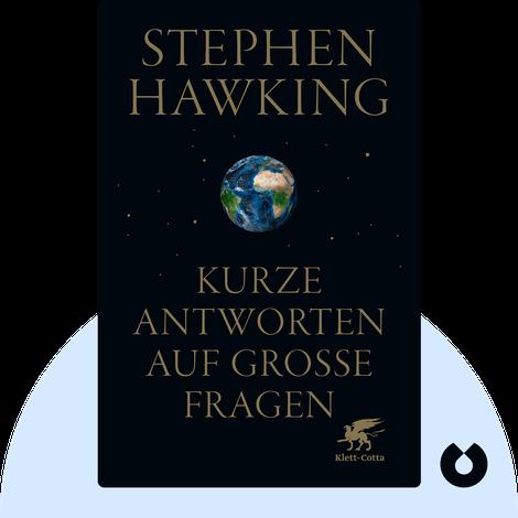Kurze Antworten auf große Fragen by Stephen Hawking