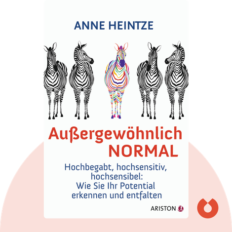 Außergewöhnlich normal by Anne Heintze