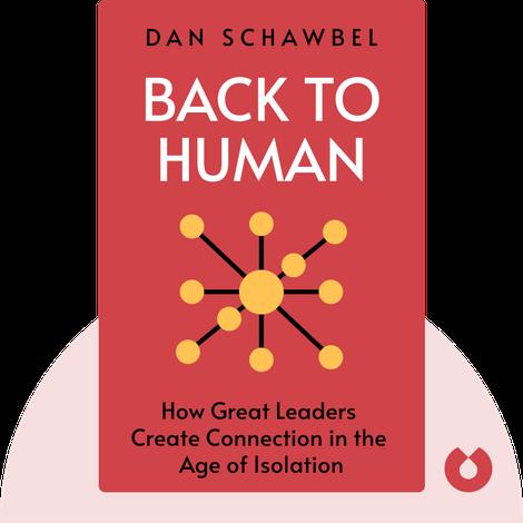 Back to Human by Dan Schawbel